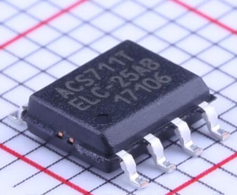 ACS711ELCTR-25AB-T